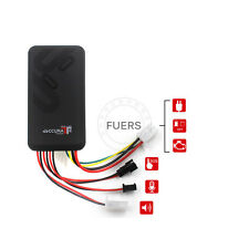 TK100 Car Motorcycle GSM GPRS GPS Tracker Mini Free Real Time PC Tracking System