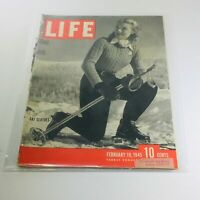 VTG Life Magazines: February 19 1945 - Ski Clothes/MacArthur Returns to Ph