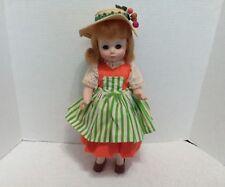 """Vintage Madame Alexander Liesl 14"""" The Sound of Music Doll"""