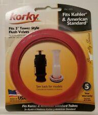 Korky  Universal 3 inch  Valve Seal Kit