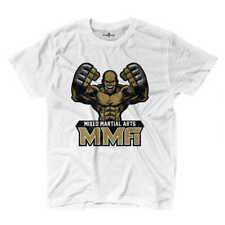 T-Shirt Maglietta Mma Lotta Mixed Martial Arts Ring Gabbia Sport 3 KiarenzaFD