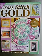 CROSS STITCH GOLD Magazine, Issue 127