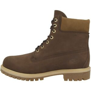 Timberland 6 Inch Premium Boots Winter Schuhe Stiefel soil A1LY6 Classic Hiker