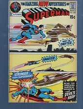 SUPERMAN 235 FN+ 6.5   MORE  BRONZE/ SILVER   AGE  DC AVAILABLE