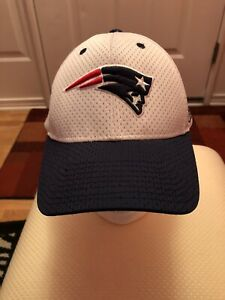 New England Patriots Reebok Officially Licensed NFL Cap