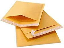 "#0 (6""x10"") Bubble Padded Shipping Envelopes - Kraft Paper - QTY 100"