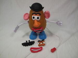 RARE Thinkway PlaySkool Toy Story Animated Talking Mr Potato Head Popping Parts