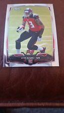 2014 Topps Chrome #185 MIKE EVANS (Buccaneers) Rookie Card