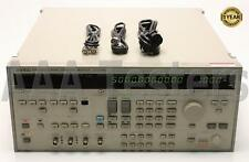 Anritsu MG3633A Synthesized Signal Generator 10 kHz to 2700 MHz Range w/ Opt 3 4