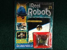 ULTIMATE REAL ROBOTS/ ROBOT MAGAZINE/BOOK -  ISSUE EDITION 23  NEW/ SEALED