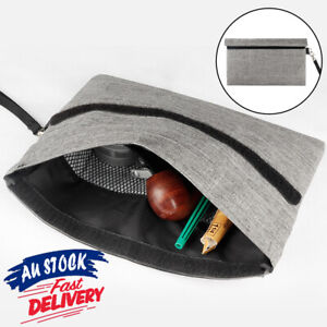 Carbon Pouch Smell Proof Odor Proof Stash Storage Bag Container Bag Portable