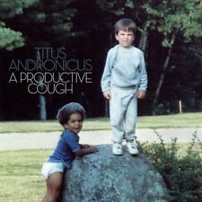 TITUS ANDRONICUS - A PRODUCTIVE COUGH   CD NEW