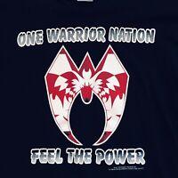 True VTG Ultimate Warrior T-Shirt (XL) 1998 WWE WWF WCW 90s Wrestling RARE!