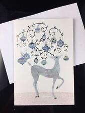 Christmas card & New Year card Bronzing cover full of artistic sense