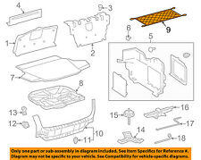 TOYOTA OEM 02-14 Camry Interior-Rear-Cargo Net 58299AA010