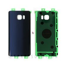 Blue Back Glass Cover Battery Door For Samsung Galaxy Note 5 N920 Repair Part