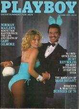 PLAYBOY MAGAZINE OCTOBER 1979 URSULA BUCHFELLNER PLAYMATE