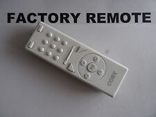 COBY REMOTE FOR IPOD/AUX/AM/FM REMOTE CONTROL