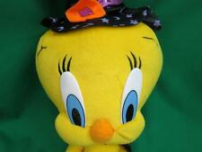 New Big Poseable Looney Tunes Wb Merlin Costume Tweety Bird Plush Halloween Toy