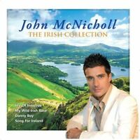 JOHN McNICHOLL The Irish Collection CD BRAND NEW