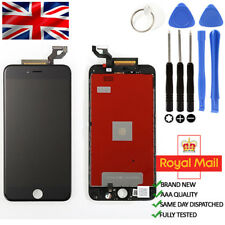 """For Apple iPhone 6S 4.7"""" LCD Display Touch Screen Digitizer Replacement Black"""