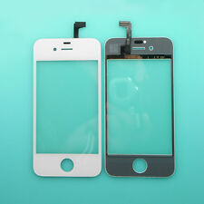 New Touch Screen Digitizer Glass LCD Lens Panel Replacement For iPhone 4S White