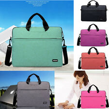 Laptop waterproof shoulder bag carry case for macbook pro air 11 13 15 16 17inch