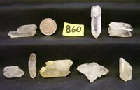 Lower Price 8 Double DTS & 8 ETs Arkansas Crystals Mt.Ida (860) Gift w/Purchase