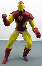 Iron Man Marvel Universe Horizon Model Kit 1989 Assembled & Painted W/O Package