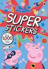 Peppa Pig Sticker Picture Books for Children in English