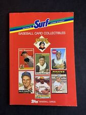 Vintage 1988 Pittsburgh Pirates Baseball Card Collectibles Topps