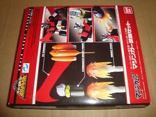 SRC SUPER ROBOT CHOGOKIN MAZINGER WEAPON SET BANDAI 2010