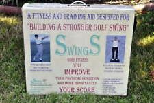 Swing Systems Golf Swing Fitness & Training Aid To Develop Your Golf Swing New!~