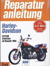 Reparaturanleitung Harley-Davidson FLT/FXR Evolution ab 1984