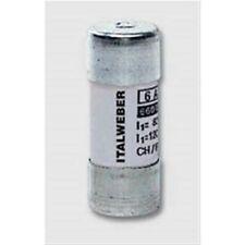 Fusibile rapido ceramica ITALWEBER 20A 400V 1110020 9x36 impianti elettrici