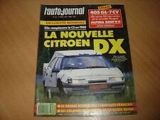 AJ N°13 1987 Alpina B11.405 GL.Legend V6/929 V6