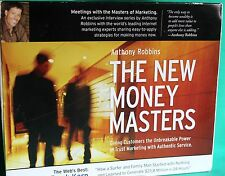 ANTHONY ROBBINS NEW MONEY MASTERS 14 PACK LIBRARY WITH BONUS PACK WEBINARS NEW