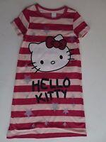 Girls HELLO KITTY / TATTY TEDDY M & S nightie pyjama  2 3 4 5 6 7 8 9 10 years
