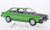 +++ Audi 80 GTE - grün/schwarz - 1975 PKW Oldtimer 1:18 KK Scale 180032 +++