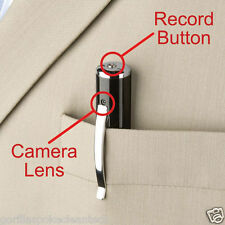 8GB SPY Cam Pen & Voice Recorder - Windows 2000/XP/Vista/7 - Free Worldwide P&P