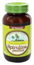 Nutrex Hawaii Pure Hawaiian Spirulina Pacifica 500 mg 400 Tablets