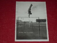 [Coll.J. DOMARD SPORT] OLYMPIC GAMES PARIS 1924 CONTESSI It ORIGINAL PHOTO PRESS