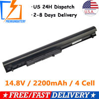 For HP OA03 OA04 Battery 740715-001 746458-421 746641-001 HSTN-LB5S / Charger