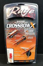 RAGE SLIP CROSSBOW 3pk 100 Grain 2