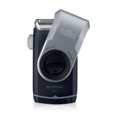 Braun M-90 Mobile Shaver with Smart Foil and Travel Lock