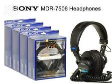 Sony Mdr-7506 Professional Headphone - Stereo. New In Box