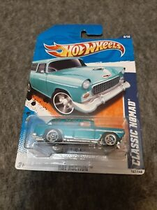 Hot Wheels Action Classic Nomad 1/64 2010 brand new