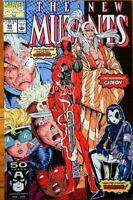 The New Mutants #98  FIRST DEADPOOL