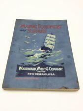 Marine Equipment And Supplies / 1924 Special Catalog No. 57