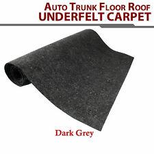 Replace Underfelt Automotive Trunk Liner Carpet Speaker Boxes&Sub Mat 40